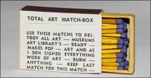 total art match