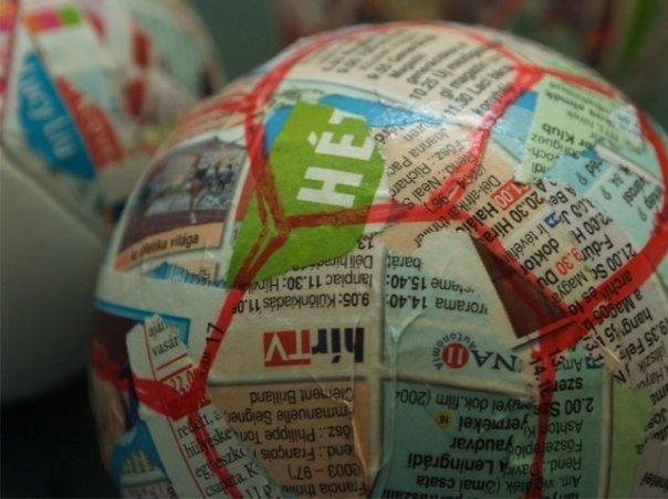 Program Guide Football (ball)